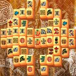 Aztec Mahjong Game