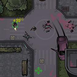 Zombie Man 2 Game