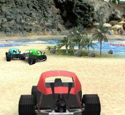 3D Buggy Racing Game