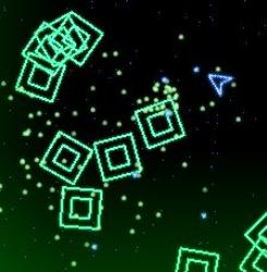 Geometry Attack Game