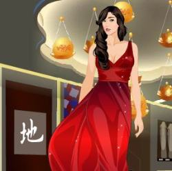 Gong Li Dress Up Game