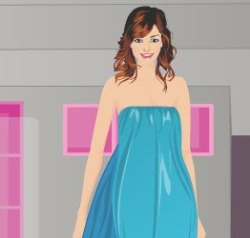 Charming Dress Up Game