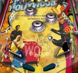 Bollywood Pinball Game