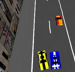 Evasion Racer Game