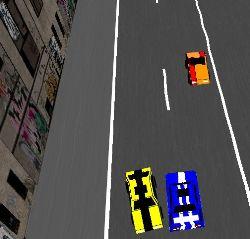 Evasion Racer Game