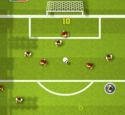Simple Soccer Championship Game