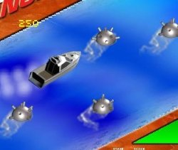 Canal Danger Game