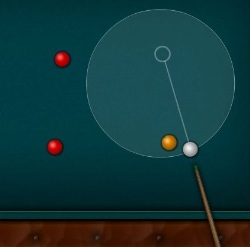 Carom Billiard Game