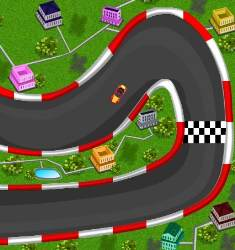 Little Racer Game