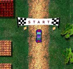 X-Rally Drift Roads Game