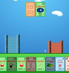 Castle Wars Game