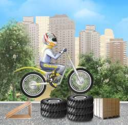Freestyle Motoracer Game