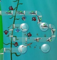 Underwater Tower Defense Game