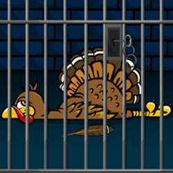 Turkey on Jail Game