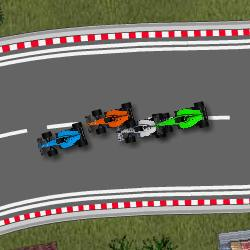 F1 Challenge Game