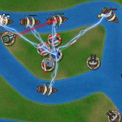 Boat Invasion Game