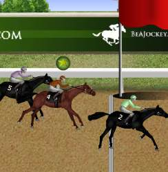 Horse Racing Fantasy Game