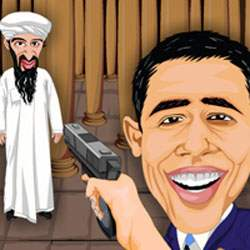 Osama vs Obama Game