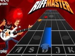 Riff Master Game