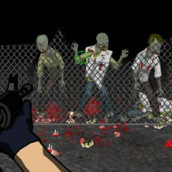 Zombie Cage Game