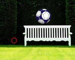 Park Soccer Game