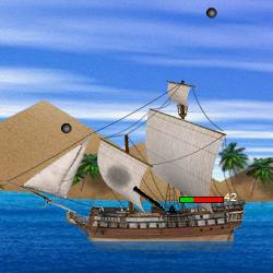 Galleon Fight Game