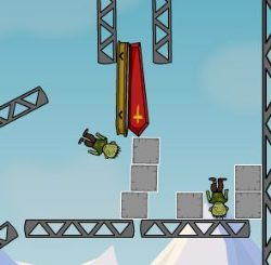 Zombie Catapult Game