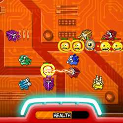 Virus Wars Game
