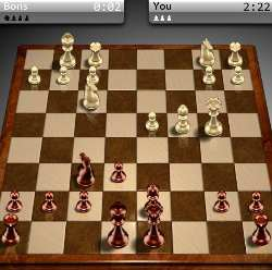 sparkCHESS Game