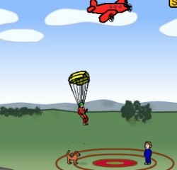 Skydiver Game