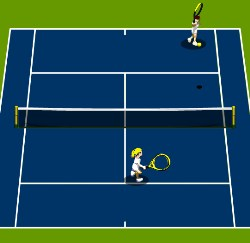 Open Tennis Game