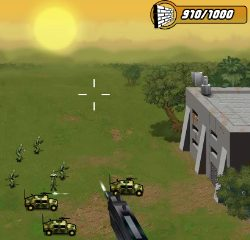 Rebel Fortress Game