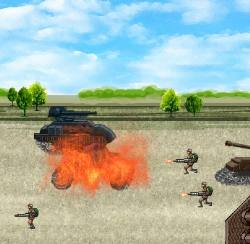 Battle Heroes 2012 Game
