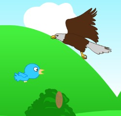 Learn To Fly Little Bird Game