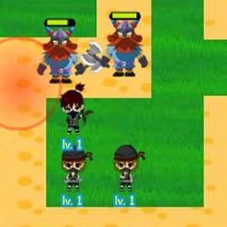 Ninjas vs. Pirates Tower Defense 3 Game
