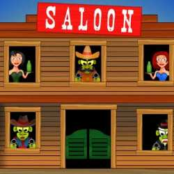 Zombie Saloon Game
