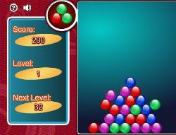 Pile of Balls Game