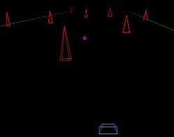 Vector Runner Game