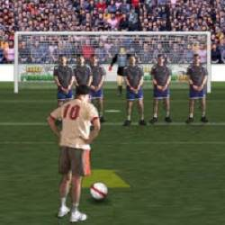 Free Kick Duel Game
