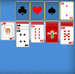 Solitaire Circus Game