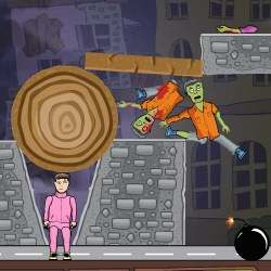 Zombie Boom Game
