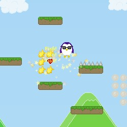 Penguins Can Fly! Game