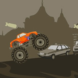 Monster Truck Escape Game