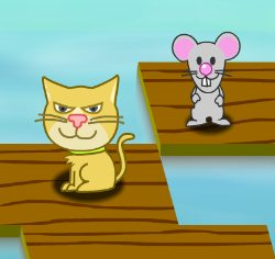 Mouse And Cat Game
