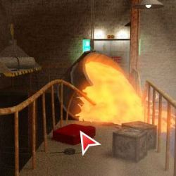 Escape 3D - The Factory Game