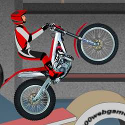 Bike Trial Game