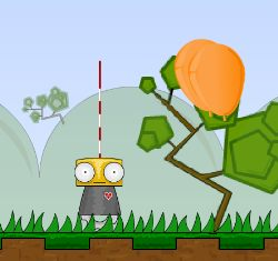Balloon Defender Game