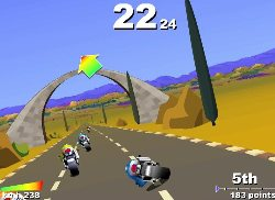 Turbo Sprint XT Game