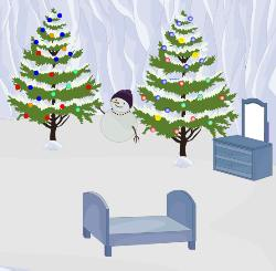Snow Cave Christmas Escape Game