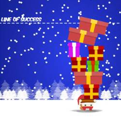Santa Stacker Game